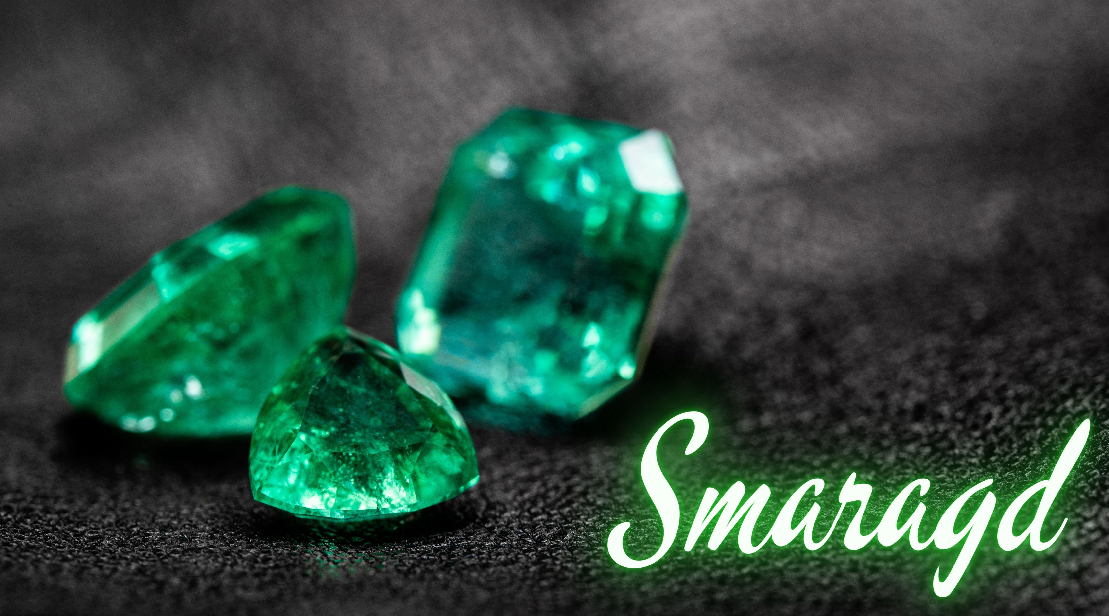 Smaragd: Kámen Léčitelů